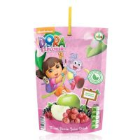 JUS APPY DRINK DORA L'EXPLORATRICE pouch