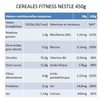 CEREALES FITNESS NESTLE 450g