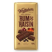 Tablette-de-chocolat-noir-Rhum-&-Raisin-Whittaker's-200g